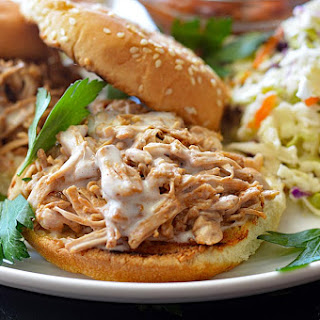 Pulled Jackfruit with Alabama White Barbecue Sauce Recipe