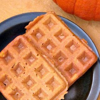 Gluten Free Pumpkin Waffles Recipes