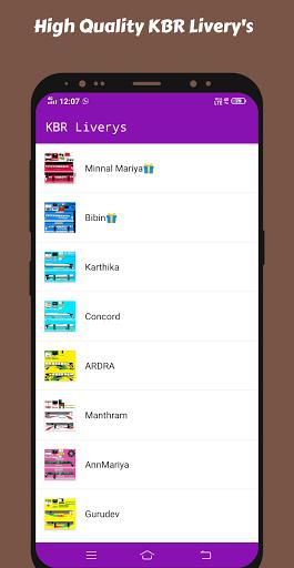 Bus Livery Kerala 4.0 screenshots 5