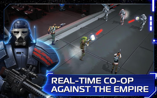 Star Wars Uprising v1.0.2 APK+DATA (MOD)