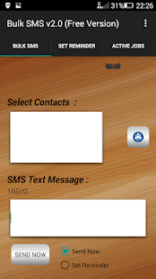 Bulk SMS (Free)- screenshot thumbnail