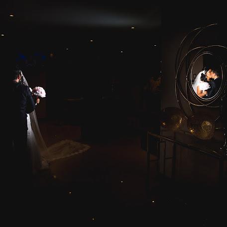 Wedding photographer Andres Palacios (andrespalacios). Photo of 13.02.2018