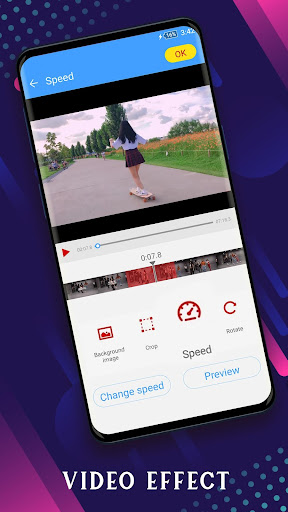 Screen Recorder with Audio & Video Editor screenshot 8
