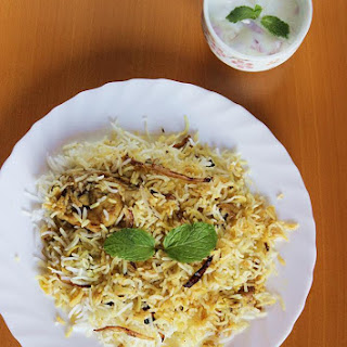 Chicken Biryani Recipe | How To Make Hyderabadi Chicken Biryani.