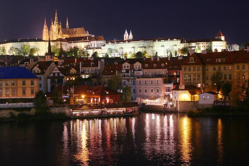 Notti a Praga di Robinia