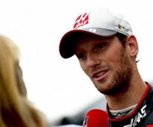 """📷 Brandwonden duidelijk zichtbaar maar Grosjean wel optimistisch over herstel: """"Ben voor 50% terug"""""""