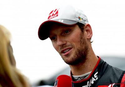 """Romain Grosjean komt nog eens terug op zware crash: """"Mijn lichaam nam er vrede mee dat ik zou sterven"""""""