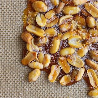 Sweet & Salty Peanut Praline.
