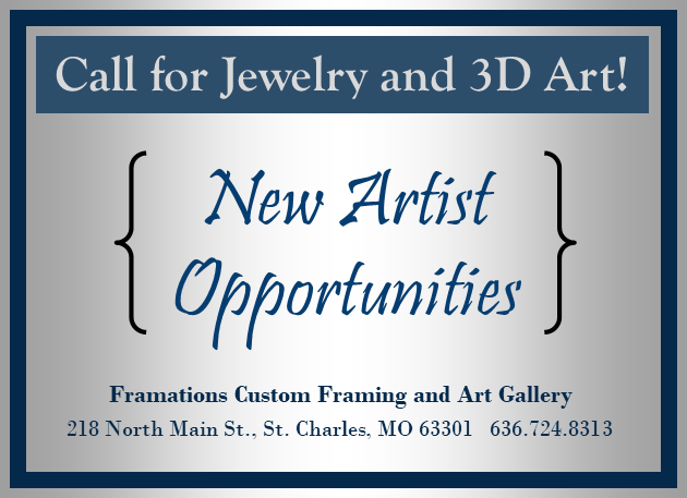 Call for Jewelry and 3d art