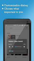 Screenshot of Volume + (Easy Control)