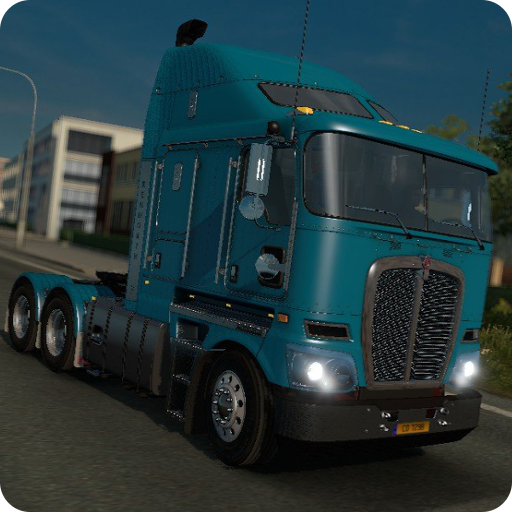 Truck Driver Real City & Traffic - Open World Game (game)