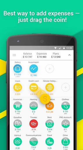 CoinKeeper:个人财务 预算 账单和开支跟踪工具