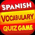 Spanish Vocabulary Quiz Game icon