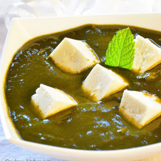 Palak Paneer Recipe, How to make palak paneer | Palak paneer restaurant style
