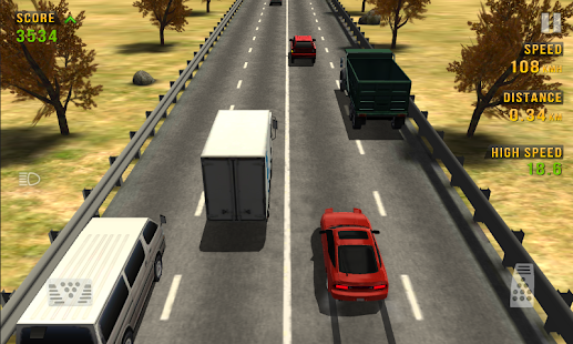 Traffic Racer hileli apk