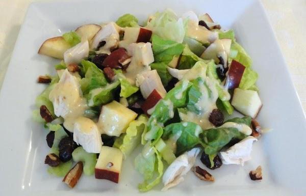 Chicken Apple Salad Recipe