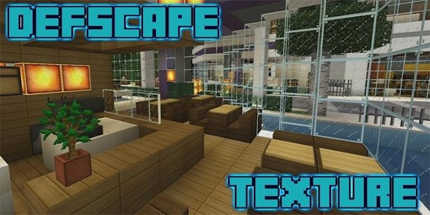 Defscape Texture MCPE - náhled