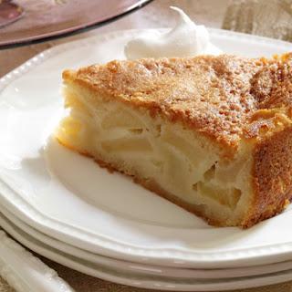 Marie-Hélène's Apple Cake.