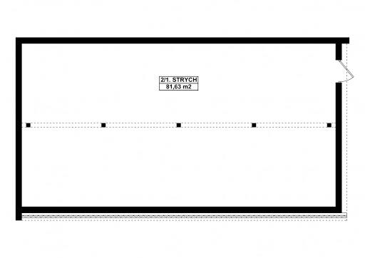 G158 - Rzut poddasza
