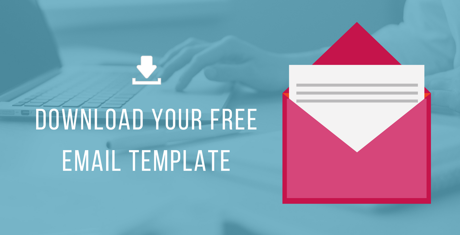 download your free email template