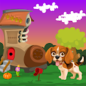 Dog Escape From Boot House Kavi Game-338 icon
