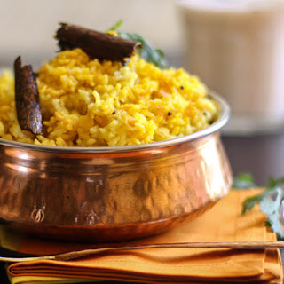 Tuvar Dal Khichdi – A Rice and Lentil dish from Gujarat.