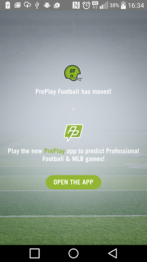 PrePlay Football