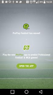 PrePlay Football - screenshot thumbnail