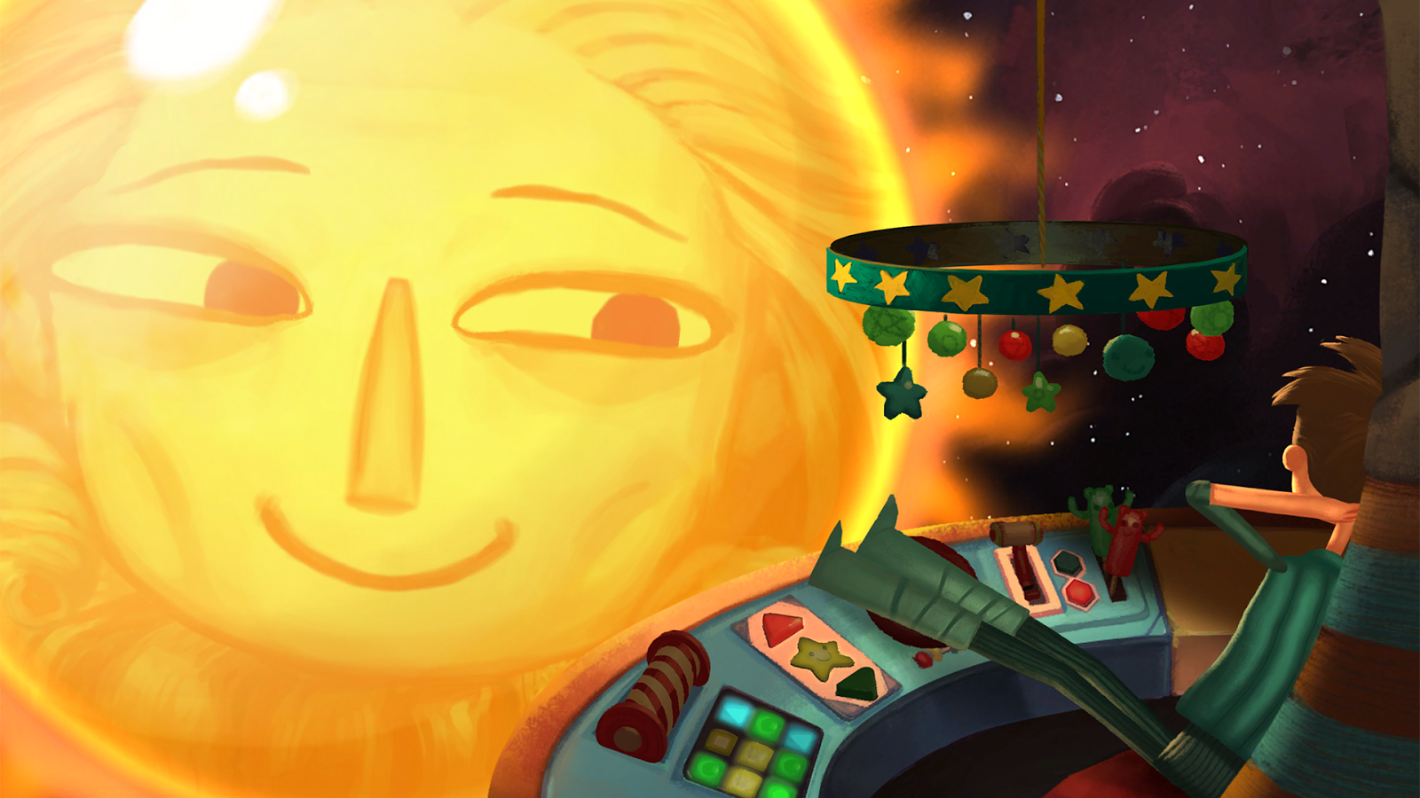 Broken Age- screenshot