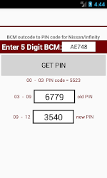 Bcm Out Code To Pin Converter Free Calculator Tool For 2000 2017