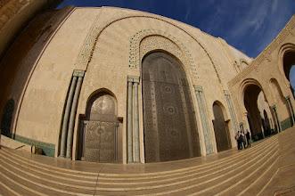 Photo: Magnifique porte énorme