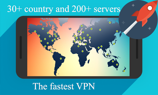 VPN for Android Pro  screenshots 1