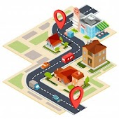 Nearby Places Finder Android APK Download Free By Viks Technologies