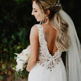 Stunning Bride :)   by Kaspars Sarovarcenko - Wedding Bride ( wedding photographer limerick )