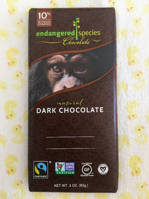 72% endangered species pure bar