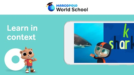 MarcoPolo World School APK screenshot thumbnail 14