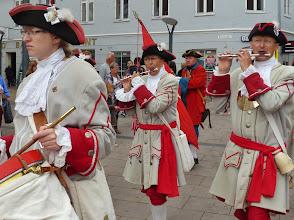Photo: Trommeln, Flöten und Schalmeien...