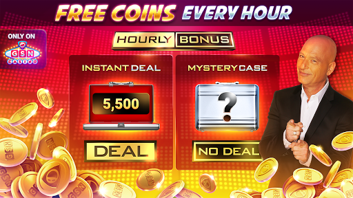 GSN Casino: Play casino games- slots, poker, bingo 4.0.14 screenshots 1