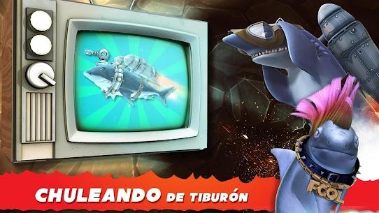 Hungry Shark Evolution (MOD) APK 3