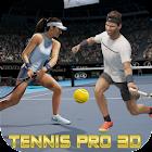 Tennis Play 3D icon