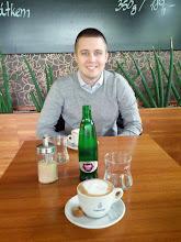 Photo: ...ovšem ceny přiměřené až nízké a cappuccino po dlouhé době vynikající, dokonce s domácí sušenkou!