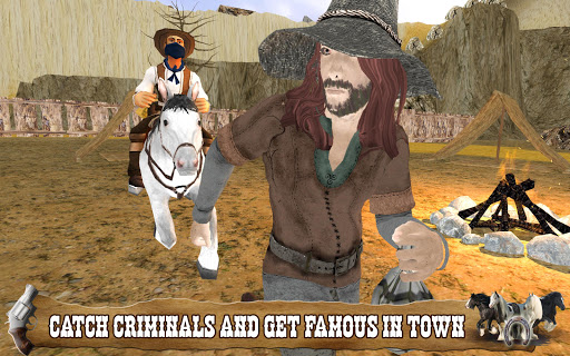 Cowboy Horse Riding Simulation  screenshots 4