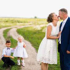 Wedding photographer Olesya Melshikova (eridan). Photo of 23.07.2017