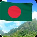 3D Bangladesh Flag Wallpaper icon