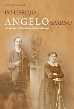 """Photo: """"Po gerojo angelo sparnu"""". Autorius: Violeta Beresnevičienė. Leidėjas: Leidykla """"Libra Memelensis"""""""