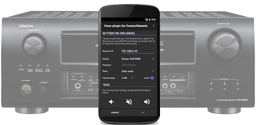 Denon/Marantz plugin - Apps on Google Play
