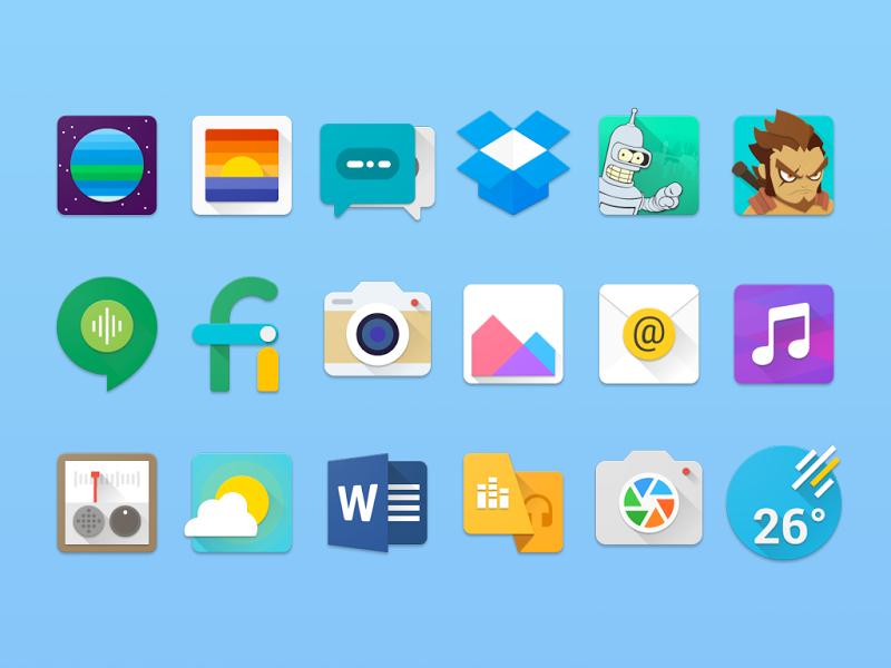 Nucleo UI - Icon Pack Screenshot 7