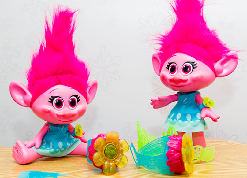 Trolls doll removed after outcry over 'inappropriate' button placement - TimesLIVE