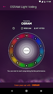 Eurovision Song Contest Screenshot