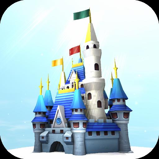 マジックキャッスル3Dライブ壁紙 個人化 App LOGO-硬是要APP